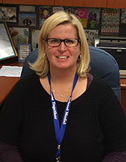 Photo of Principal Albright